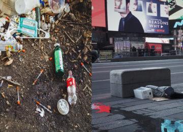 Drug Addiction, Homelessness, and Mental Health
